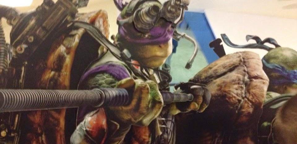 Megan Fox, Destruidor e mais nas imagens inéditas de As Tartarugas Ninja, de Jonathan Liebesman