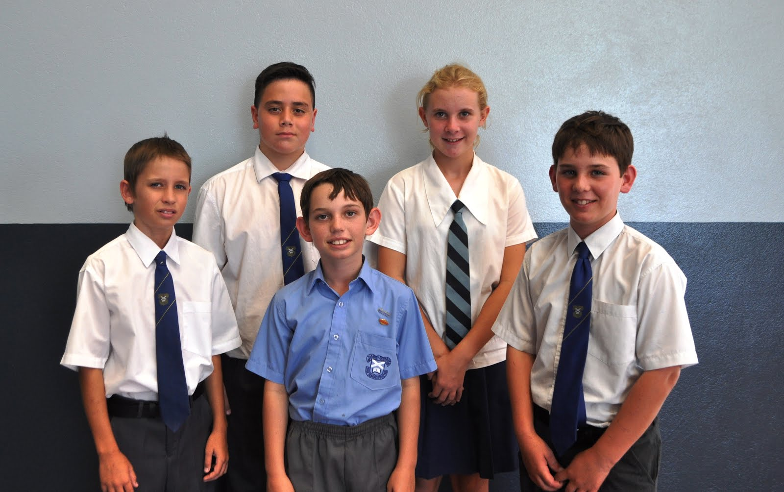 Congratulations Charters Towers Representatives