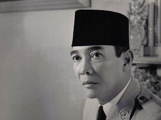 Nama Presiden Pertama RI Sukarno di Berbagai Negara