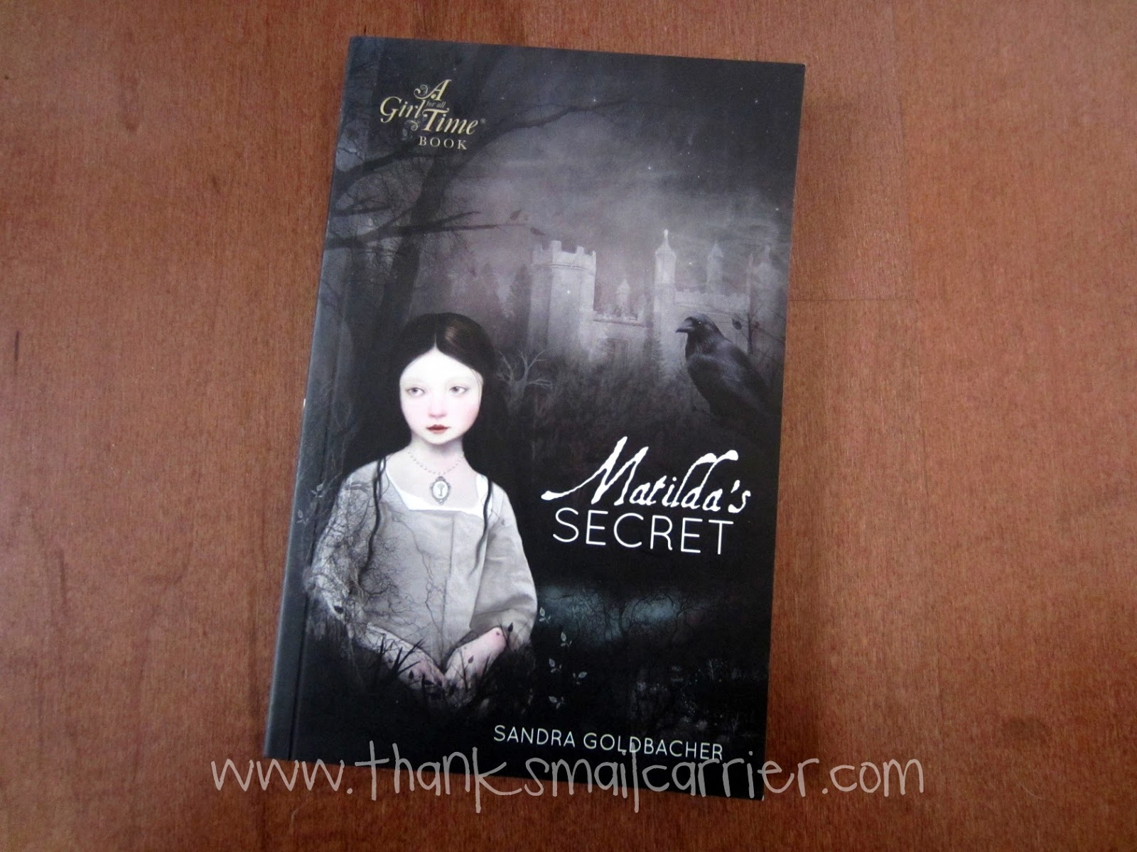 Matilda's Secret book