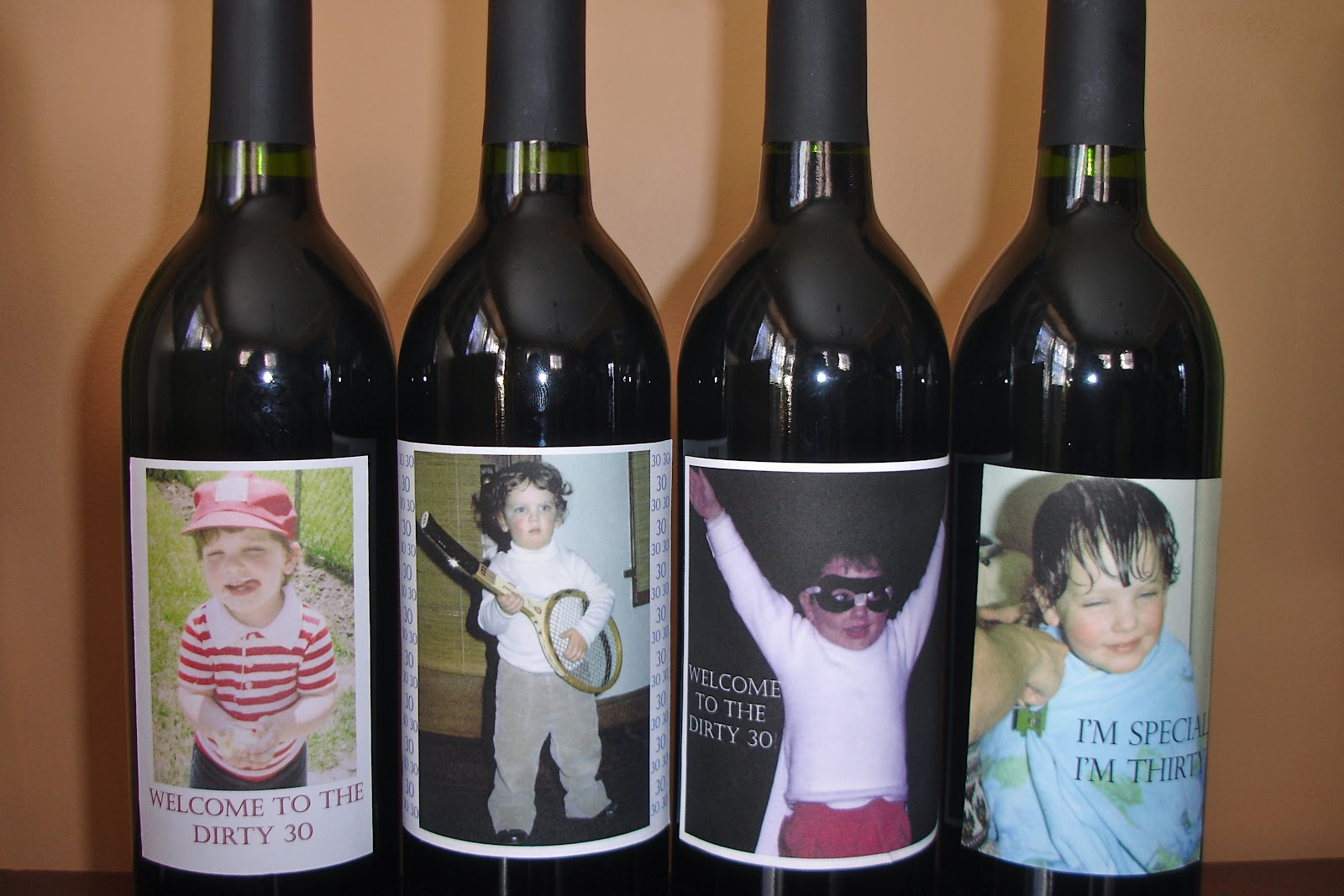 simple hands well crafted personalized wine labels With custom picture wine labels