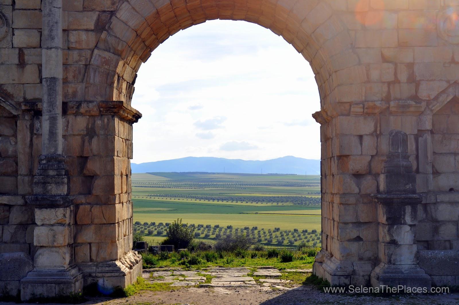 Volubilis Morocco