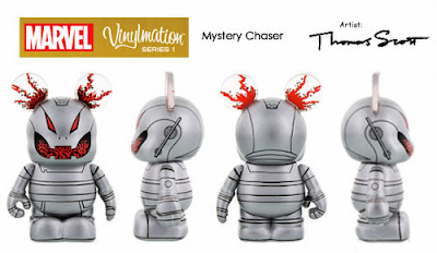 Marvel Vinylmation Series 1 by Disney - Mystery Chaser Ultron