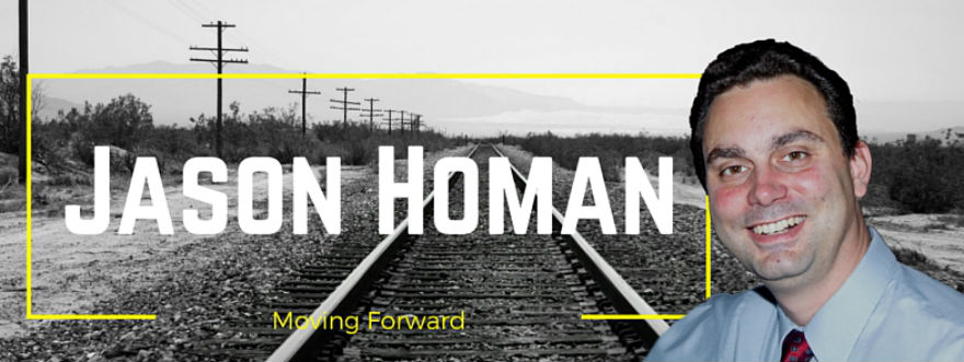 Jason Homan - Moving Forward