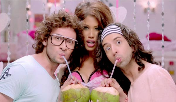 Pajama Party Honey Singh Video Song