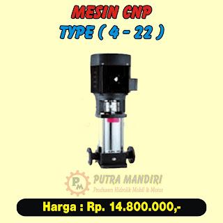 MESIN CNP 4 - 22