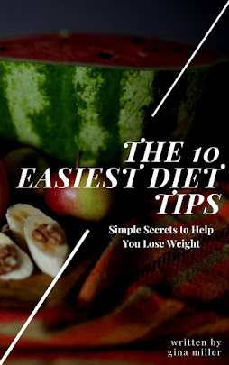 Learn 10 easy diet tips to help you with your weight loss journey..