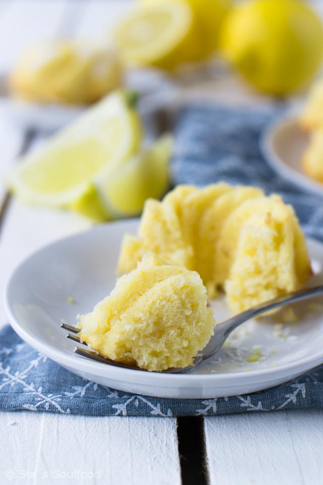 Zitronen-Kokos-Gugel