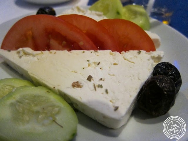 image of French feta at Roka Turkish Cuisine in Kew Gardens, NY
