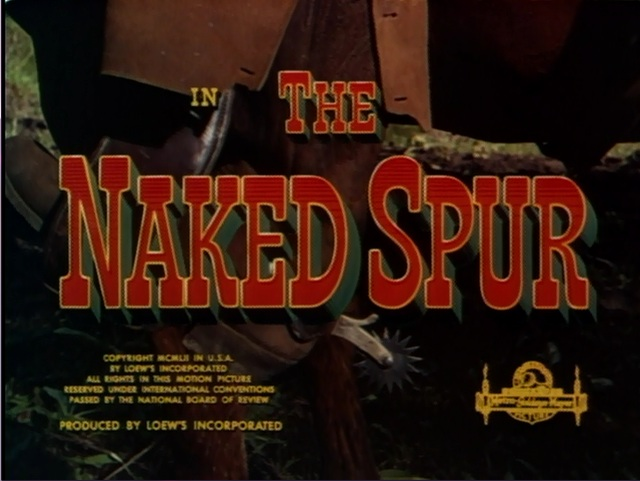 Here Comes the Dumptruck: The Naked Spur, dir. Anthony
