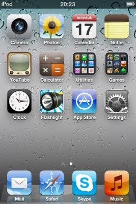 kako uhvatiti screenshot slike iPhone iPod Touch trikovi