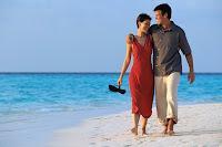 Fotos de namorados na praia