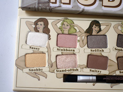 Paleta Nude Tude, The Balm