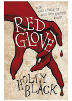 UK book cover of Red Glove by Holly Black