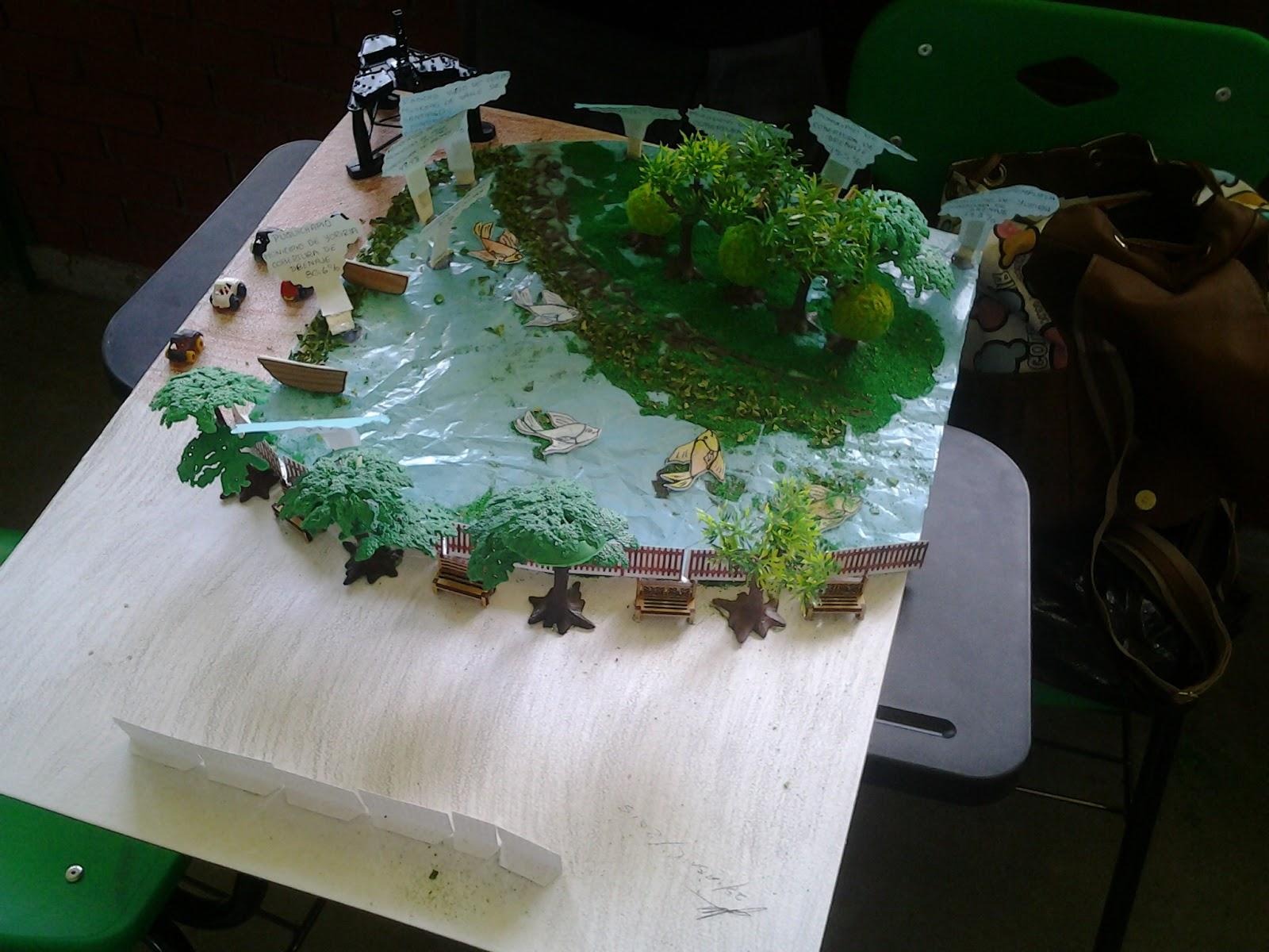 Modulo 4 escenario 3 for Como hacer una laguna artificial