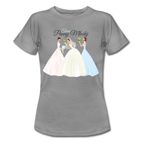 Koszulka Team panny młodej