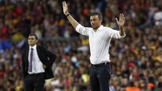 'O Athletic aproveitou suas chances e é o vencedor justo', reconhece Luis Enrique