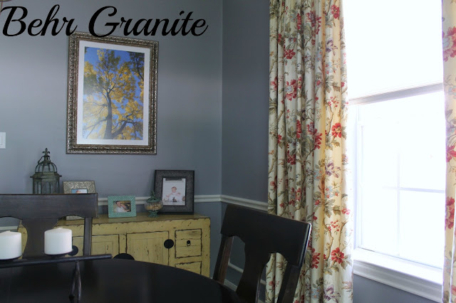 behr granite paint color choosing living room
