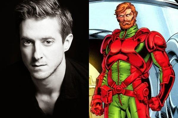 Arrow / The Flash Spinoff - Arthur Darvill Cast as Traveller / Rip Hunter