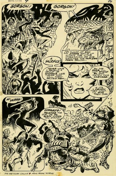Artist's Showcase: Frank Thorne