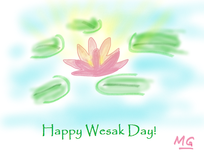 Happy Wesak Day