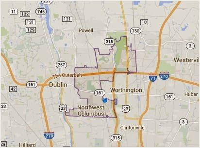 Worthington Ohio 43235 Real Estate Listings