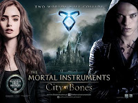 Mortal Instruments City of Bones Banner Poster