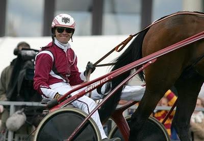 Lutfi Kolgjini. Il campione del mondo in gare con cavalli in SVEZIA