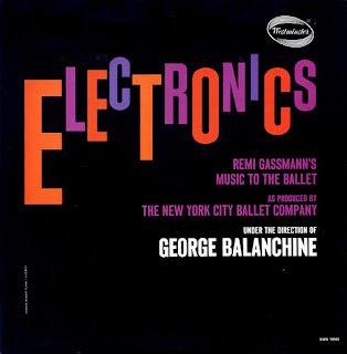 Electronics, el primer álbum con grabaciones realizadas con el Mixturtrautonium publicado por el sello Westminster en 1961