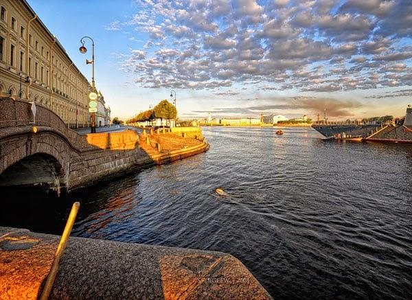 васильевский остров рыболовный