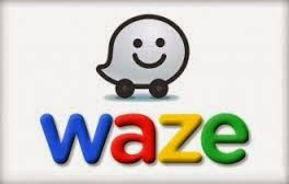 Waze  no You Tube
