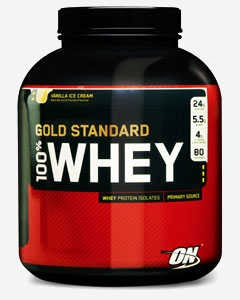 Whey gold standard