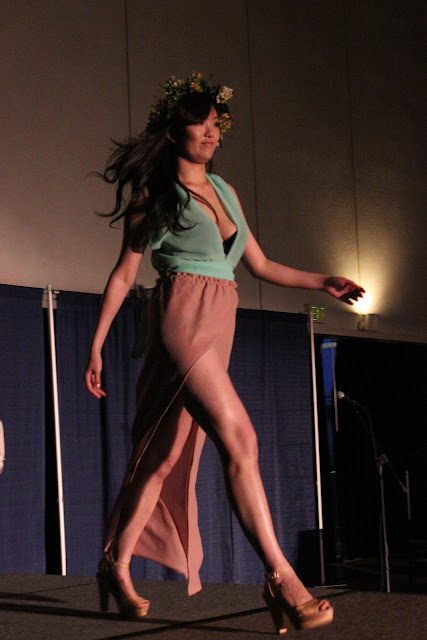 FAST Spring 2012 Fashion Show Fantasy