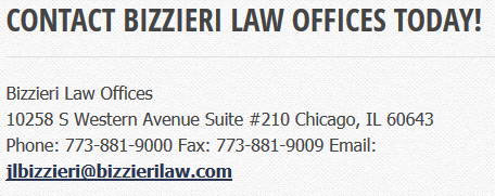 Contact Bizzieri Law Office
