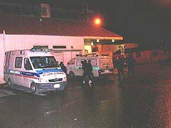 Apuñalan a un oficial de Policia en Ushuaia