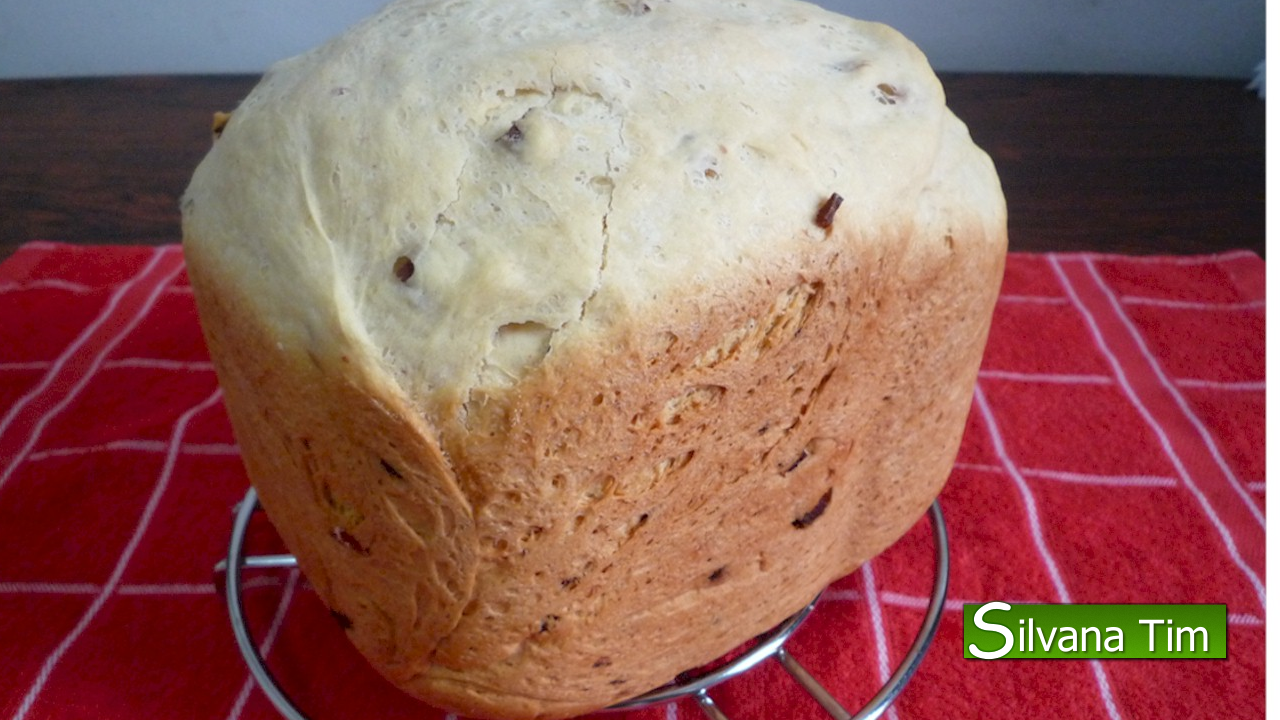 pan con panceta ahumada