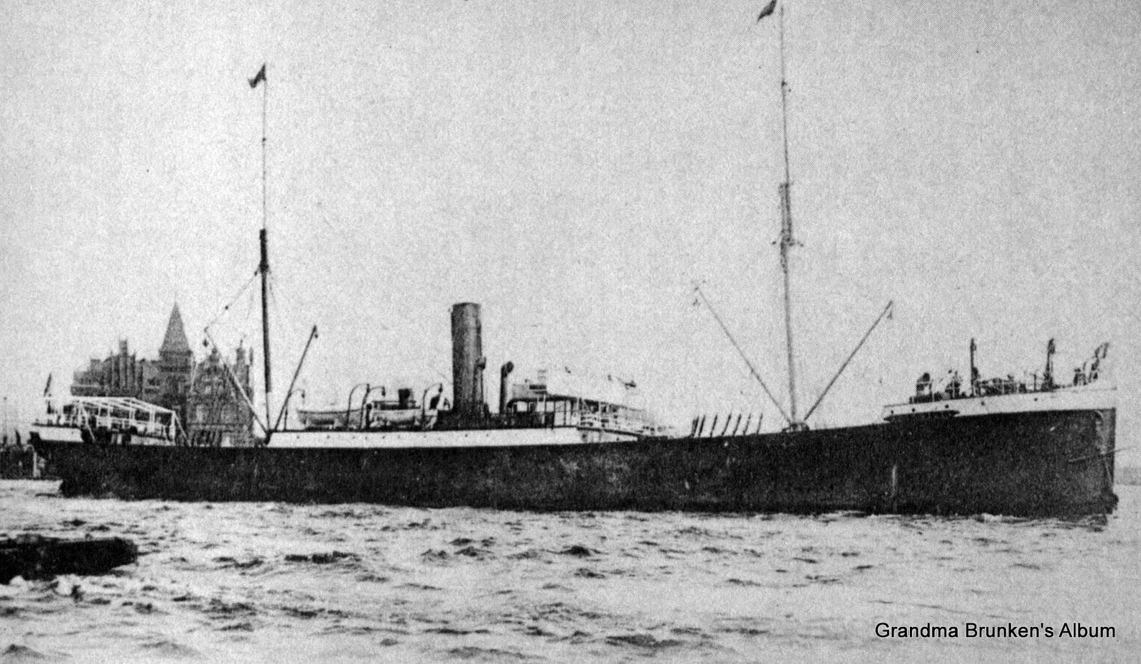 Steamship Australia