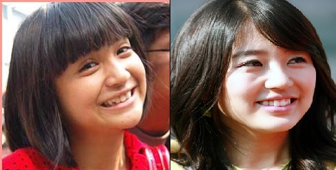 Putri Titian on Putri Titian Dan Yoon Eun Hye Putri Titian Dikenal Sebagai