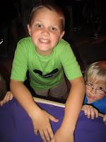 Brayden, age 8