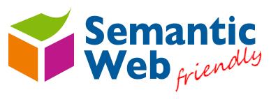 Logo de Semantic Web friendly