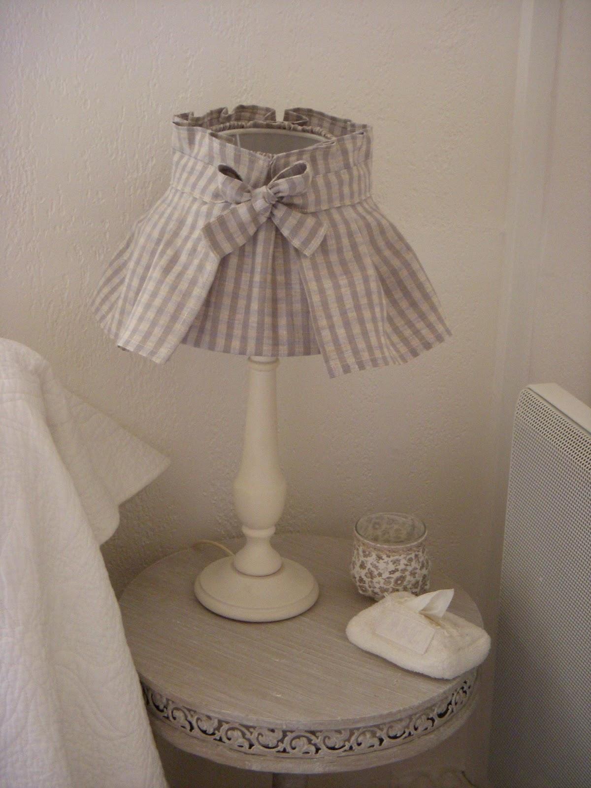 au fil et mesure abat jour jupon. Black Bedroom Furniture Sets. Home Design Ideas