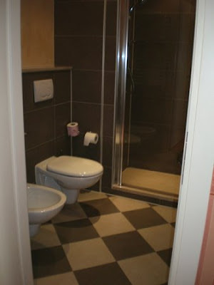 Room Bathroom - Savoia Regency - Bologna