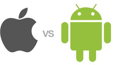 Chrome es mejor que safari en dispositivos móviles