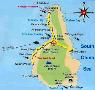 Pulau Tioman (Tioman Island)