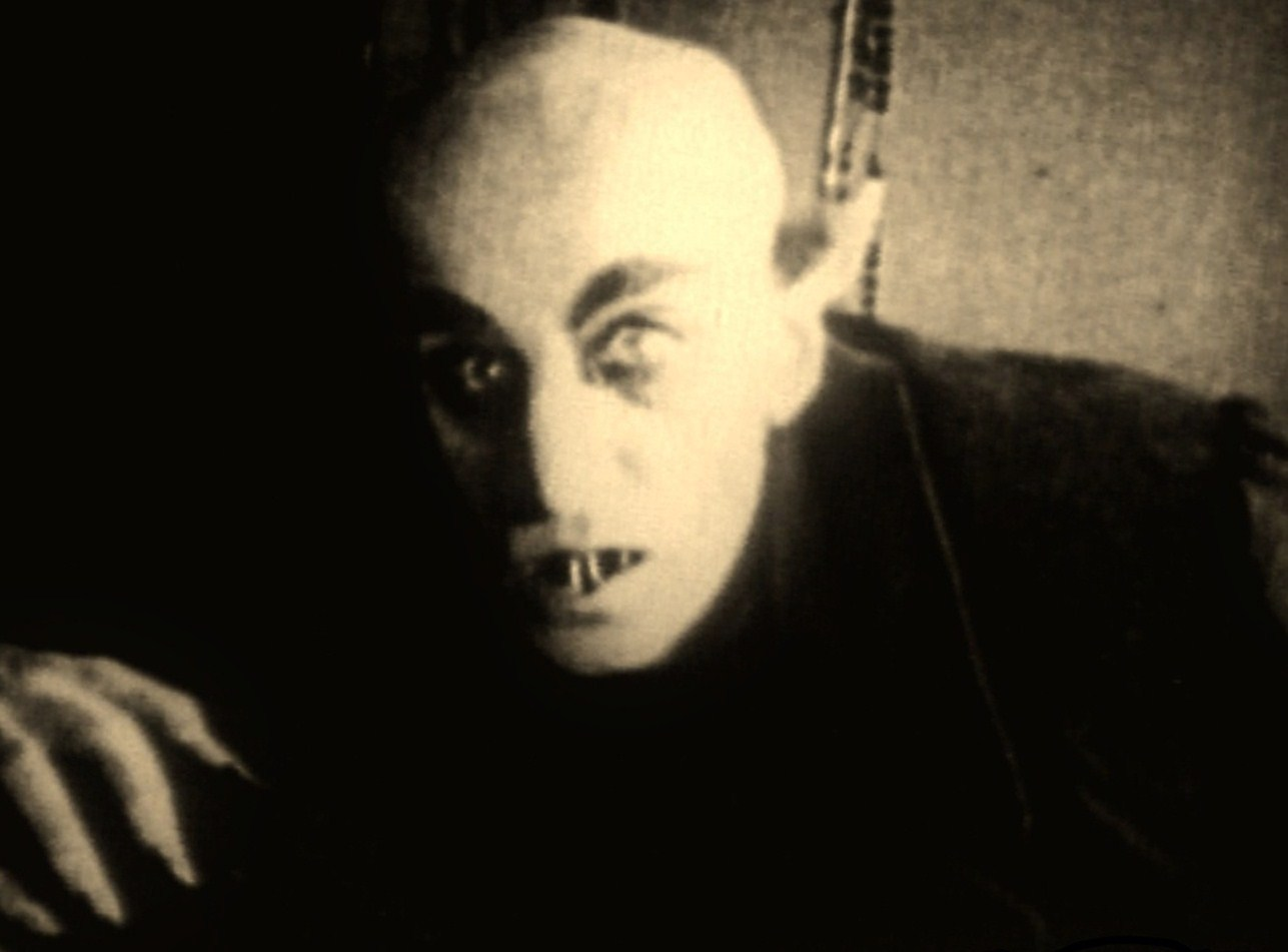 My Movie Addiction: October 4- Nosferatu (1922)
