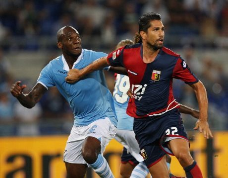 Video Gol Lazio vs Genoa 0-1 24 September 2012