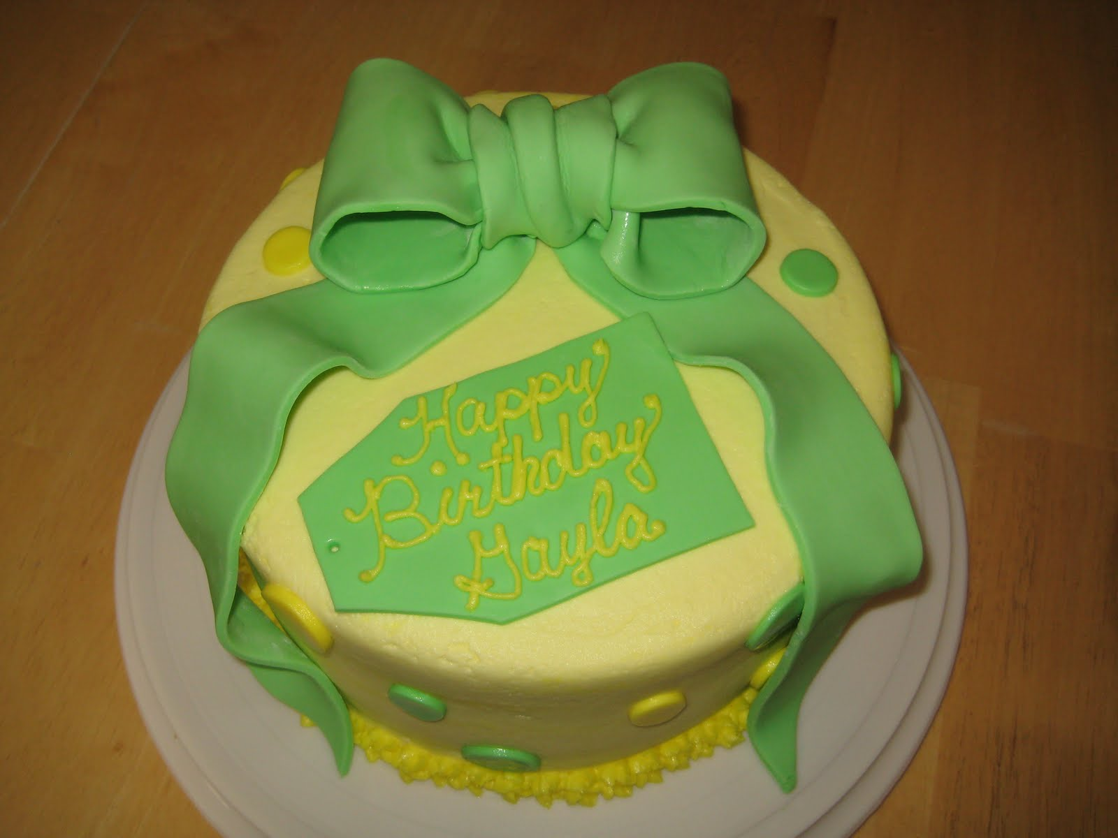 Pastor Day Cakes http://treatsbychristi.blogspot.com/2011/03/cake-and-cupcakes-st-patricks-day.html