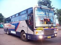 Bus Tercepat Di Indonesia