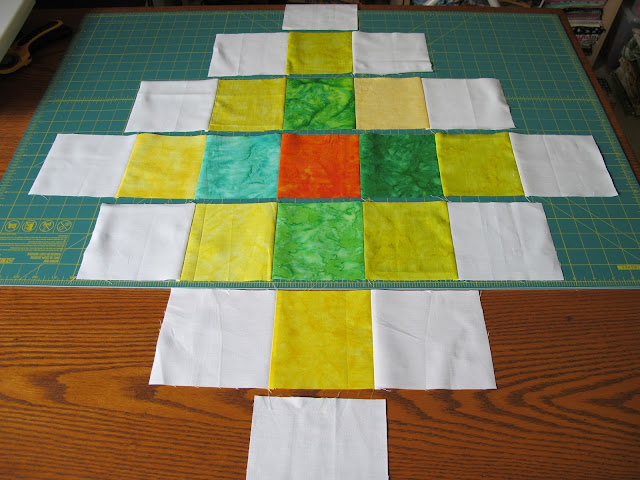 how to make a granny square quilt block