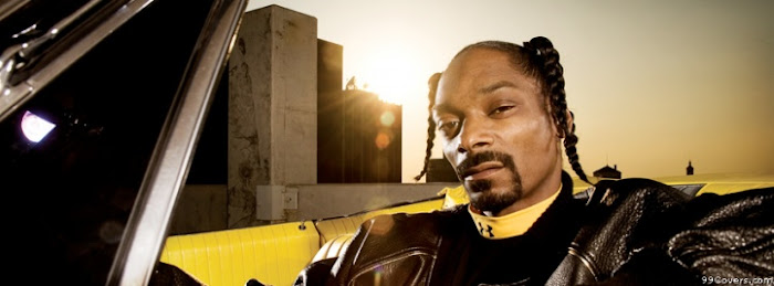 rapero snoop dogg, imagen para facebook, portada